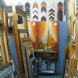 Custom Framing & Mirrors